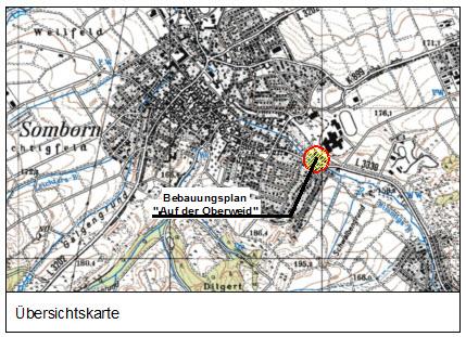 """Bebauungsplan Nr. 1-21-0 """"Auf der Oberweid"""""""
